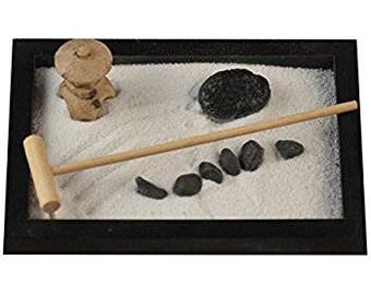 Personalized Zen Rock Garden