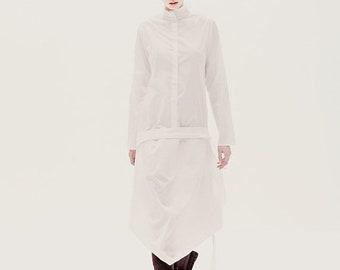 Shirts On Sale Now Burning Man Costume, White Kaftan Tunic, Maxi Tunic, Loose White Top, Boho Shirt, White Shirt, White Kaftan Drees, White