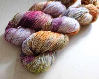 "Wren - ""Fantastic Mr. Fox"" - Colored Tweed"