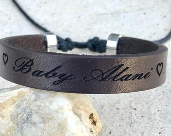 FREE SHIPPING-Men's Bracelet,Leather Bracelet,Leather Bracelet,Bracelets For Men,Men's Leather Bracelet,Personalized Gifts,Men's Gifts