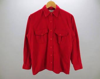 LL Bean Shirt Vintage LL Bean Freeport LL Bean Maine Men's Size M