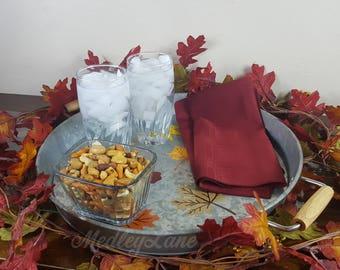 Autumn Leaves Serve Tray, Fall Medley Lane Tray