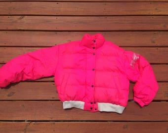 Vintage DKNY ski jacket