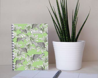 Agenda/planning semaines A 6 spiralé