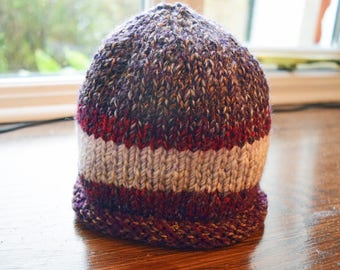 Child's Cosy knitted Hat