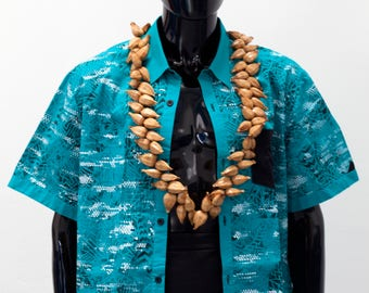Coded Elei Mens Shirt