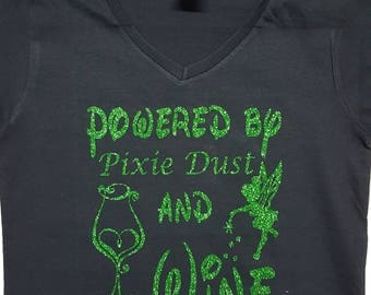 Powered by Pixie Dust and Wine
