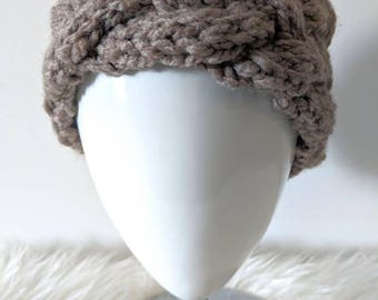 Knitted Headband, Knitted Earwarmer, Cabled Headband, Cabled Earwarmer, Winter Headband, Headband, Earwarmer, Knitted Cable Headband