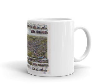 Webster Mass Mug
