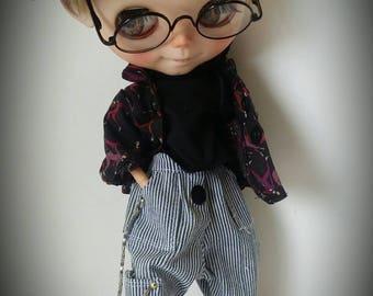 Blythe boy outfit