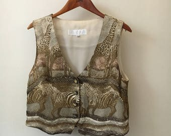 Safari Migration Vest