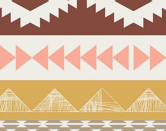 Arizona After - Arid Horizon Earth - April Rhodes - Art Gallery Fabrics (AZA-7887)