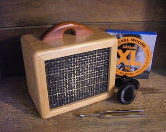 Guitar Player Gift, Musician Gear Box, Guitar Strings Box, Guitar Accessories Box, One Of A Kind