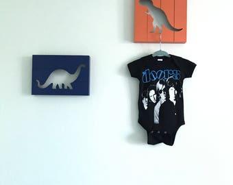 The Doors infant onsie