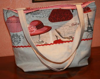 Five hand bag purse