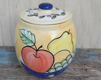 Cute Bella by Ganz Vintage Cookie Jar!