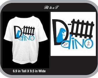 Defense Dino Boys Football T-Shirt,  Boy's Football Dinosaur Shirt, Toddler Football Shirt