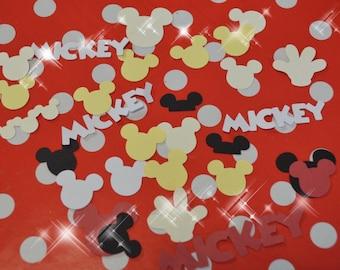 Mickey Mouse Disney Party Confetti