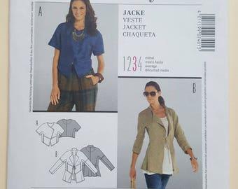 Burda Style Pattern Size 10-24  #7401