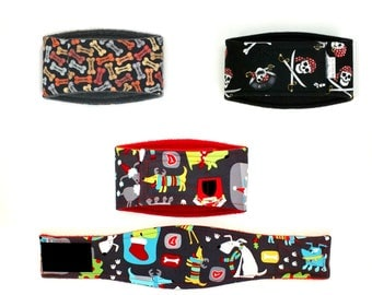XXS Male Dog Belly Band, dog diaper, belly bands by trina, dog wrap