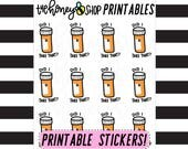Did I Take That? Doodle | PRINTABLE STICKERS