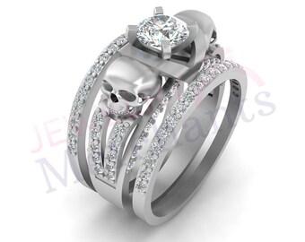 httpsimg1etsystaticcom18309210306il_340x2 - Gothic Wedding Ring