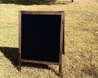 Larger sandwich board