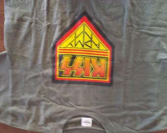 KISS Army t shirt 1996