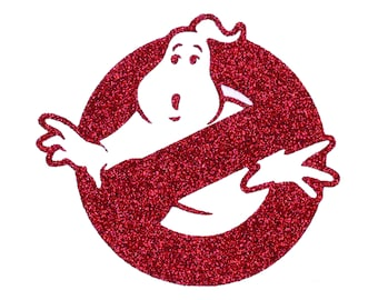 GHOSTBUSTERS Iron On Design, Ghost Busters Costume, Shirt, Birthday Party, Halloween and Dress Up