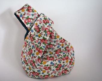 sac Japonnais style sac noeud en tissus \ sac à tricot