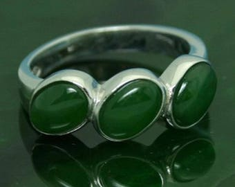 Polar Jade Collection Ring, R0112 - Clearance