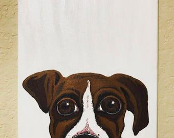Custom 2 Pet Portrait Commission