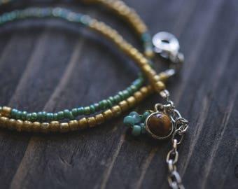 Wrap bracelet ※ Choker necklace ※ simple jewelry ※ stack bracelet ※ boho bracelet ※ everyday bracelet ※ friendship bracelet ※ 2Bfree Jewelry