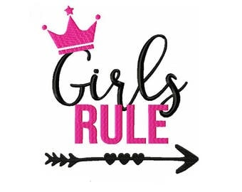 Girls Rule Etsy