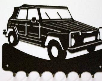 Hangs 26 cm pattern VW 181 (Kubelwagen) metal keys
