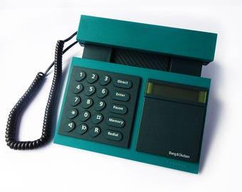 BANG & OLUFSEN Telephone Beocom 2000 Red Phone Corded Analog