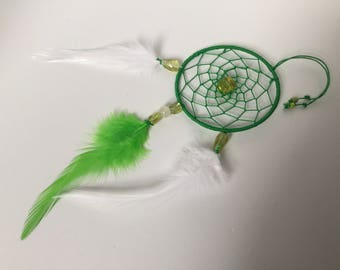 Dream catcher to hang on your car mirror