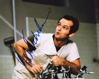 Jack Nicholson Original Vintage Hand Signed 8X10 Autographed Young Photo