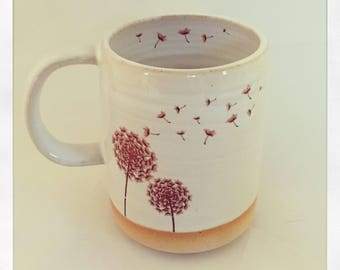 Wishing in the Wind Mug