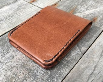Wallet, Leather Wallet, Kangaroo Leather Wallet, Front Pocket Wallet, Slim, Minimalist Credit Card Wallet, Mens Leather Wallets