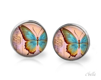 Earrings Butterfly 3