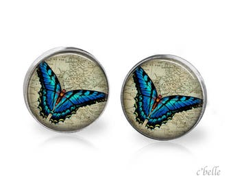 Earrings Butterfly 4