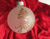 RESERVED for Shivani - Custom Christmas Ornament
