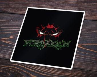 FORSAKEN Logo Sticker