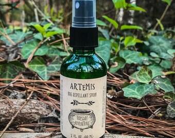 Artemis (bug repellant spray)