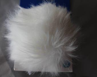 White tassel