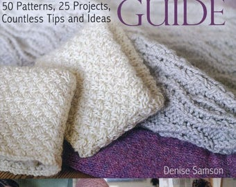 The Cable Knitter's Guide - Knitting eBook - PDF file - instant download - eBook - Cable Knitting