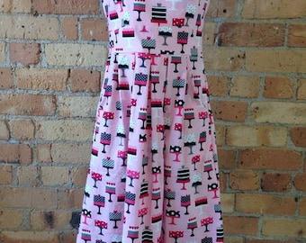 Madeline Dress with Pockets Size 8