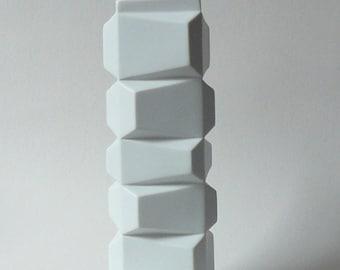 Hutschenreuther Vase Archais Series Heinrich Fuchs porcelain vase Germany