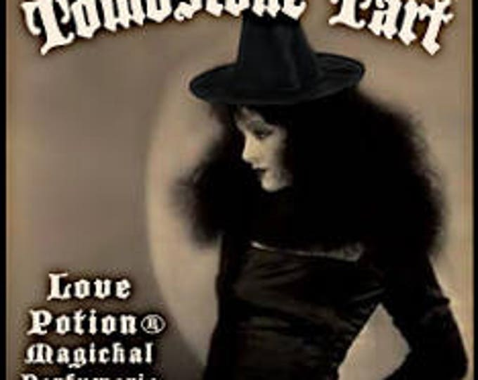Tombstone Tart - Handcrafted Fragrance for Women - Halloween - Love Potion Magickal Perfumerie